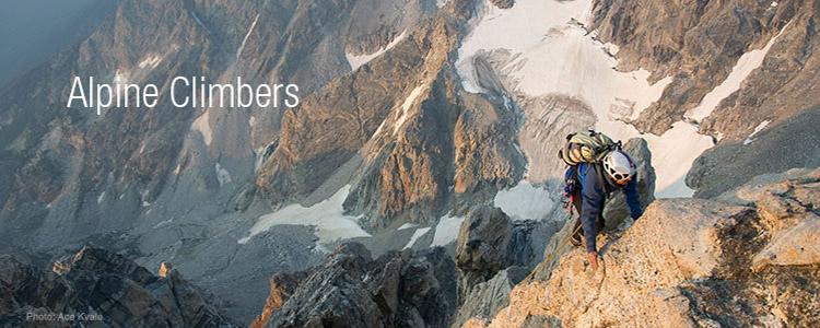 Marmot Alpine Climbers