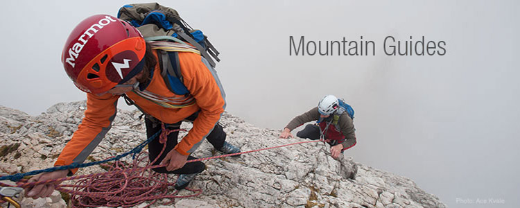 Marmot Mountain Guides