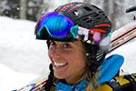 Darcy Conover, Marmot Freeride Skier