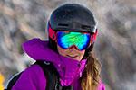 Hadley Hammer, Marmot Freeride Skier