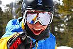 Jason Siegel, Marmot Freeride Skier