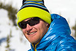 Mike Leake, Marmot Freeride Skier