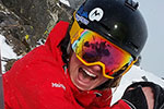 Monica Purington, Marmot Freeride Skier