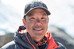 Pete Takeda, Marmot Alpine Climber