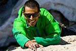 Zahan Billimoria, Marmot Mountain Guide