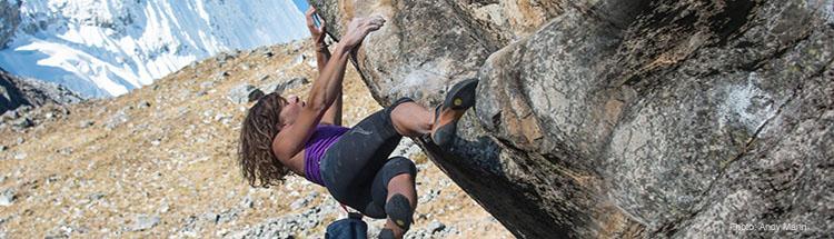 Marmot Climbing and Bouldering