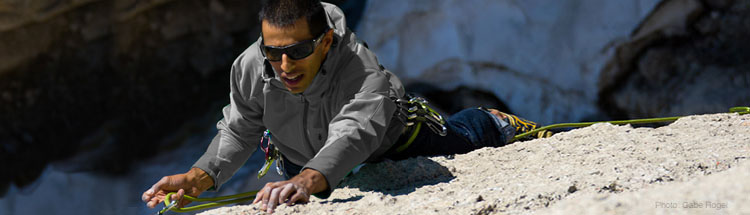 Marmot Men Climbing Bouldering