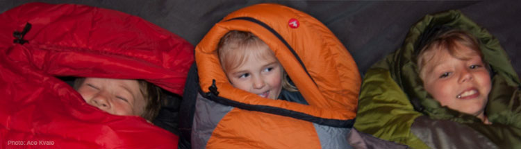 Marmot Sleeping Bags for Kids