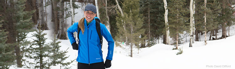 Marmot Softshell Jackets for Women