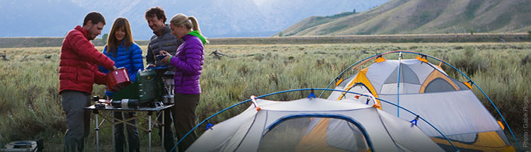 Marmot Kids Camping Apparel