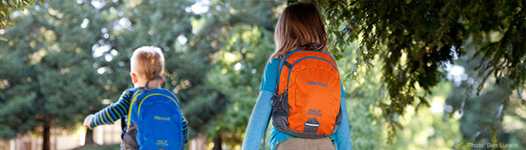 Marmot Kids Packs