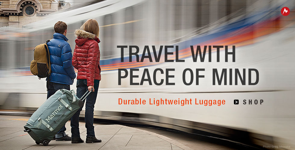 Durable Lightweight Luggage