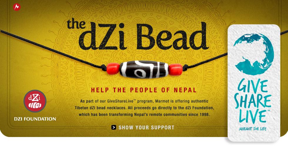 The dZi Bead