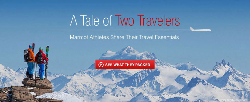 Marmot Travel Essentials