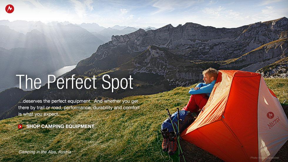 Marmot Camping Equipment