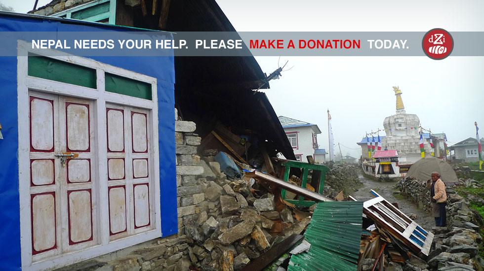 Nepal Needs Your Help