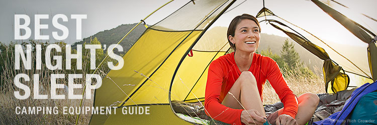 Marmot Camping Equipment Guide