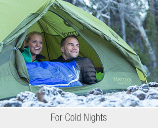 Sleeping Bags for Cold Nights