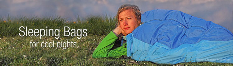 Marmot Sleeping Bags for Cool Nights