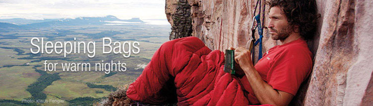 Marmot Sleeping Bags for Warm Nights