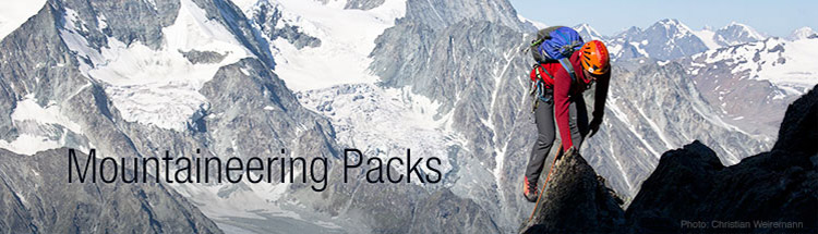 Marmot Mountaineering Packs
