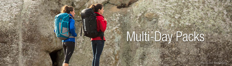 Marmot Multi-Day Packs