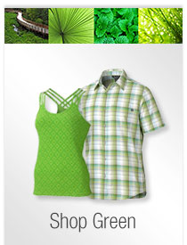 Marmot Colors to Inspire: Green