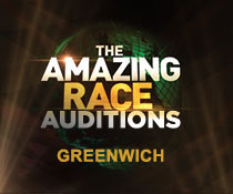 Amazing Race Auditions, Greenwich