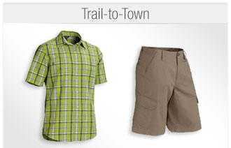 Marmot Mens Trail to Town