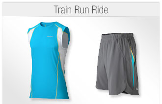 Marmot Mens Train Run Ride