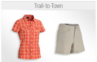 Marmot Womens Trail to Town
