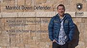 Marmot Down Defender