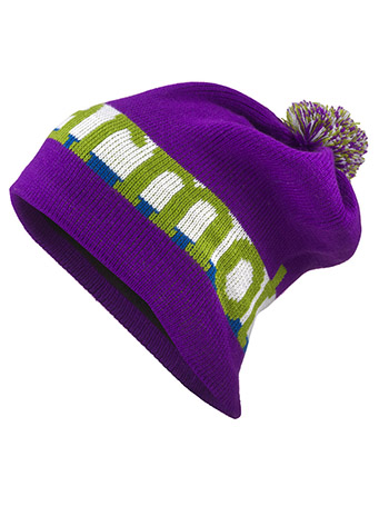 Retro Pom Hat
