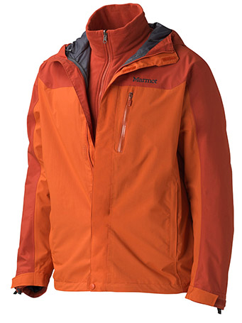 Ramble Component Jacket