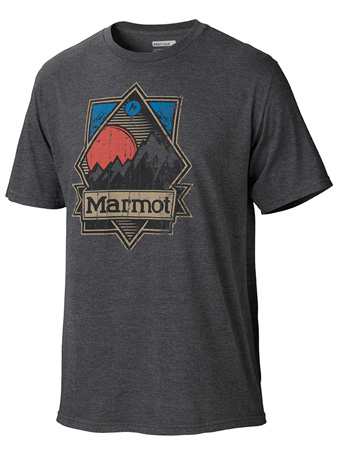 Diamond Shield Tee SS