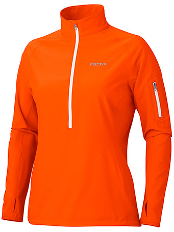 Women's Stretch Light 1/2 Zip