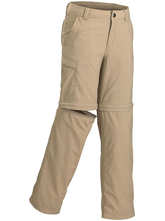 Boy's Cruz Convertible Pant