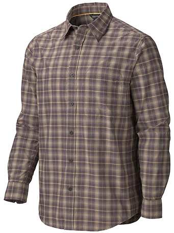 Leyden Plaid LS