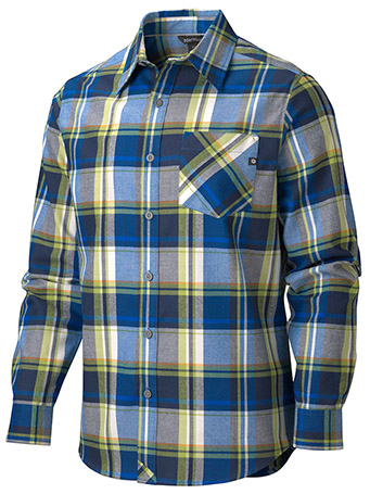 Doheny Flannel LS