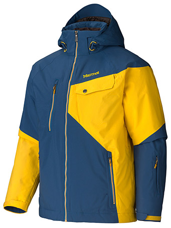 Tower Three Jacket