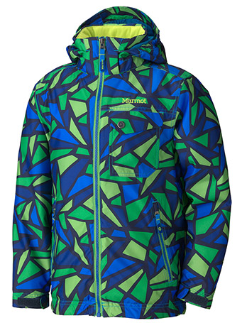 Boy's Sidehill Jacket