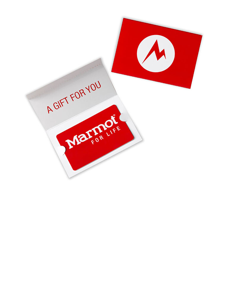 Marmot Gift Card