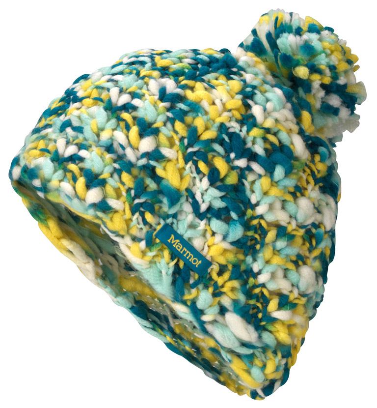 Women's Frosty Pom Hat