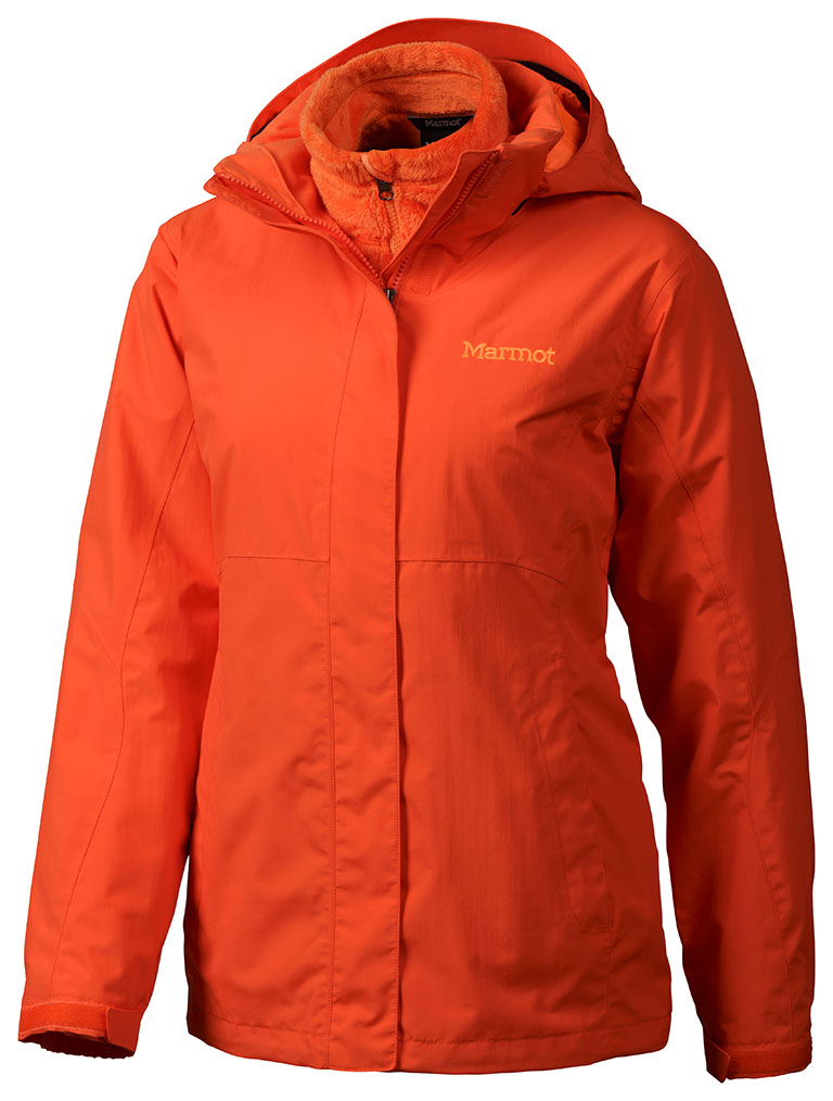 Women's Cosset Component Jacket