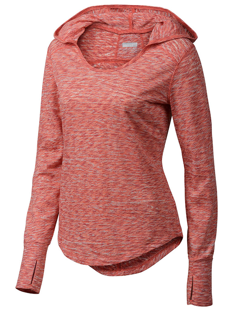 Women's Natasha Burnout Hoody