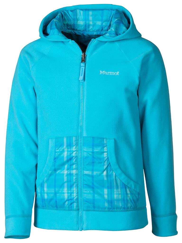Girl's Shortcut Reversible Jacket
