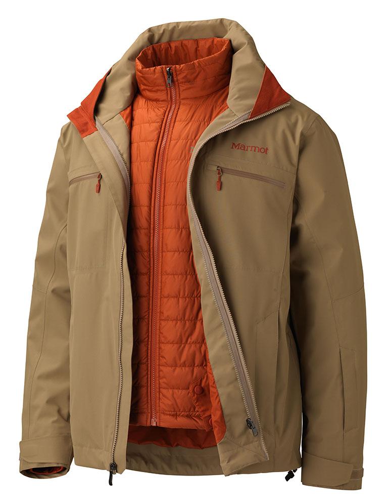 KT Component Jacket
