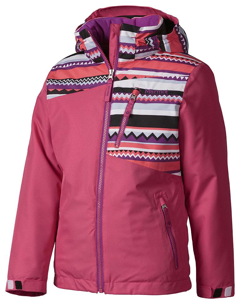 Girl's Free Skier Jacket