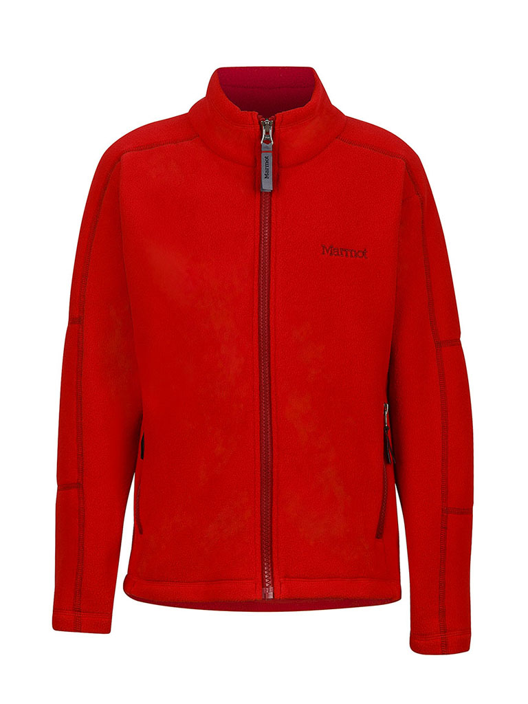 Boy's Lassen Fleece