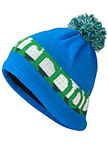 Boy's Retro Pom Hat